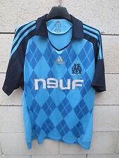 Maillot OLYMPIQUE de MARSEILLE ADIDAS 2009 OM football maglia shirt extérieur M