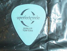 A PERFECT CIRCLE Tool Singer Maynard Band Blue 2000 Concert Tour GUITAR PICK