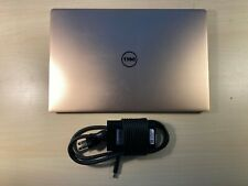 Top configuration, XPS 13 9360, 3200x1800 touch, i7-7500U, 16 GB, 500 GB SSD