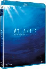 ATLANTIS BLU RAY DOCUMENTAL MUNDO SUBMARINO NUEVO ( SIN ABRIR )