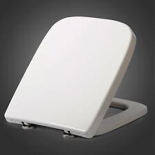 WOLTU WS2615 Duroplast Toilettensitz - Weiß