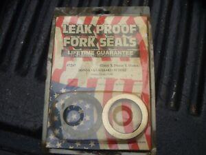 NEW NOS Leak Proof Fork Seal Kit 7247 41mmx54mmx11 XR CB CBR NT VF GSX GSXR RF