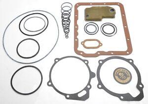 Ford Medium Case Gasket and Seal Rebuild Kit 1955-66 MX