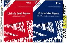 New Life in the United Kingdom UK 3rd edition Citizenship Test Book  2020*Std+QA