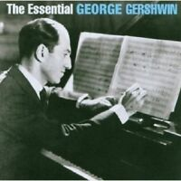 GEORGE GERSHWIN - THE ESSENTIAL GEORGE GERSHWIN 2 CD CLASSIC BEST OF / HITS NEW+