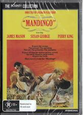 MANDINGO - JAMES MASON - NEW & SEALED REGION 4 DVD FREE LOCAL POST