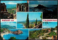 AA0083 Messina - Provincia - Saluti da Taormina - Vedute