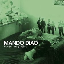 MANDO DIAO-Never Seen The Light Of Day  CD NEW