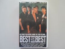 BEST OF THE BEST - VHS