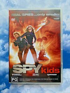 Spy Kids 🎬 DVD Region 4 PAL 🎬