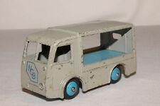 1950's Dinky #30V Ncb Electric Dairy Van, Original