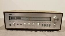 Vintage Yamaha Classic Stereo Receiver CR-450 Wood Case