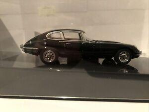 AUTOart Jaguar E-Type Coupe Series Three V12 Black 1/43