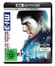 MISSION: IMPOSSIBLE 3 - KERI RUSSELL,SIMON PEGG  2 ULTRA HD BLU-RAY NEUF