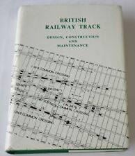 More details for british railway track design, construction and maintenance - c.l. heeler - 1979