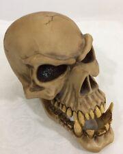 Wolf Head Skull Gothic Halloween
