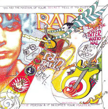 Radio Massacre International : RAIN FALLS IN GREY : NM CD : Syd Barrett Tribute