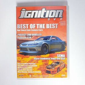 Ignition Best Of The Best DVD Region 4 AUS Free Postage - Cars