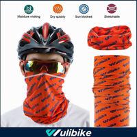 Tube Scarf Sun Shield Balaclava Bandana Neck Gaiter Cycling Face Cover Outdoors