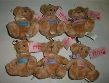 Russ® With Love Relative Keychain Bear - 6 Choices (Aunt, Grandma, Mom) - Mint