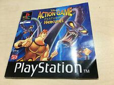 Hercules Disney Jeu d'action pour la Playstation PS1 manuel uniquement