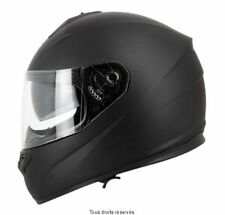 Casque Moto / Scooter Intégral S-Line S440 double visière noir mat taille M
