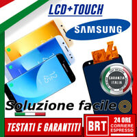 LCD Display+Touch Screen per Samsung Galaxy J5 2017 J530 SM-J530F Schermo Vetro