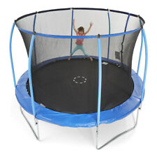 12ft Springless Trampoline Steelflex Pro Enclosure Combo Outdoor Birthday Gift