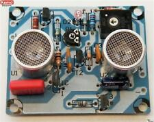 KEMO B214 Ultraschall-Abstandswarner Alarm Bausatz
