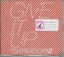 (168F) Datarock, Give It Up - DJ CD