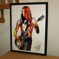 Adam Jones Tool Sober Guitar Metal Hard Rock Music Poster Print Wall Art 18x24