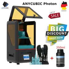 "DE Anycubic SLA Photon 3D Drucker Harz UV Licht-Heilung Hohe Präzision 2.8"" TFT"