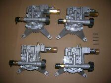 (4) 2800 PSI Pressure Washer Pump Vertical Shaft NEW Sears Craftsman FREE Key