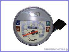 VESPA SPEEDOMETER - LML STELLA PX Lusso 80, 125, 150, 200, 120KMPH GREY WHITE