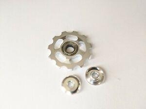 MTB Derailleur 11t Jockey Pulley Wheel Shimano Replacement Sealed Bearing UK