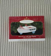 Hallmark Kiddie Car Classics 1968 Classics 1999 Jolly Roger Pedal Car Mini 1999