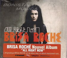 Brisa Roché ‎– All Right Now - CD SIGILLATO