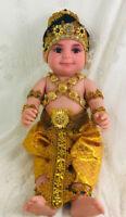 Luk Thep Child Kuman Angel Spirit Doll Thai Amulet Talisman Wealth Luck Magic