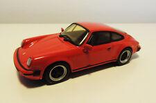 Voiture miniature Porsche 911 SC Série G Minichamps  1/43