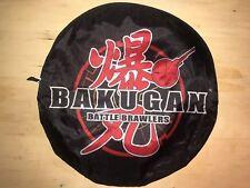 Bakugan Battle Brawlers Battle Mat - Bakumat Fold up Travel arena with case