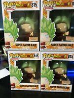 Funko Pop! Dragon Ball - Super Saiyan Kale - #815 Box Lunch Exclusive GITD