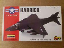 1:72 Lindberg n. 70952 Harrier U.S. Air Force. KIT. SCATOLA ORIGINALE