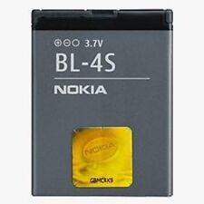 GENUINE BL-4S BATTERY FOR NOKIA SLIDE X3-02 6208C7100 3600 3710 FOLD 7020 2680