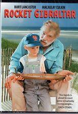 Rocket Gibraltar (DVD, 2003)  Burt Lancaster, Macaulay Culkin  BRAND NEW