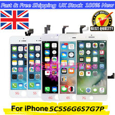 For iPhone 5S 5C SE 6 6S 7 8 Plus Screen Replacement LCD Digitizer Touch Display