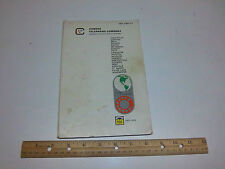 1971-72  Phone Book or Directory, Delia, Easton, Lancaster, Hoyt, Perry, Kansas