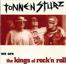 Tonnellate caduta we are the Kings of Rock 'n Roll CD (1997 Roll On Records) NUOVO!