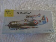HELLER RICO CURTISS 75-A3 MODEL PLANE KIT