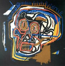 Jean-Michel Basquiat, Untitled Head 1982, Hand Signed Lithograph