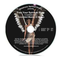 Angel Guided Meditation CD No 25 - FREE YOUR SPIRITUAL BODY - EL MORYA (MERLIN)